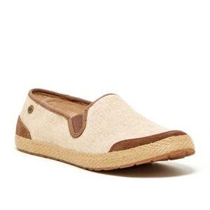 UGG Delizah Slip-On Genuine Sheepskin Shoe